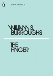 Okładka książki The Finger William Seward Burroughs