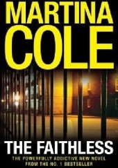 Okładka książki The Faithless Martina Cole