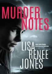 Okładka książki Murder Notes Lisa Renee Jones