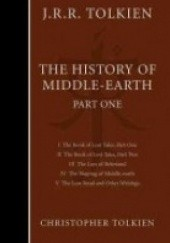 Okładka książki The History of Middle-Earth, Part One Christopher John Reuel Tolkien, J.R.R. Tolkien