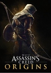 Okładka książki The Art of Assassins Creed Origins Paul Davies