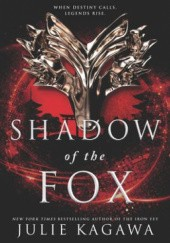 Okładka książki Shadow of the Fox Julie Kagawa