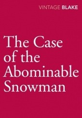 Okładka książki The Case of the Abominable Snowman Nicholas Blake