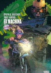 Okładka książki Ex Machina. Tom 4 Tony Harris, Jim Clark, Brian K. Vaughan