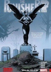 Okładka książki The Punisher Vol. 2: End Of The Line Becky Cloonan, Steve Dillon