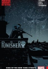 Okładka książki The Punisher Vol.3: King Of The New York Streets Becky Cloonan, Matt Horak