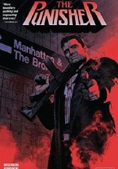 Okładka książki The Punisher Vol.1- World War Frank Riccardo Burchielli, Szymon Kudrański, Matthew Rosenberg