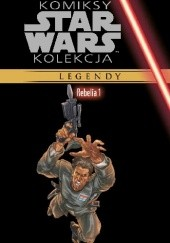 Okładka książki Star Wars: Rebelia #1 Thomas Andrews, Brandon Badeaux, Glasser William, Michel Lacombe, Rob Williams