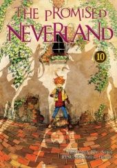 Okładka książki The Promised Neverland #10 Posuka Demizu, Kaiu Shirai