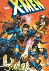 Okładka książki X-Men. Jim Lee Chris Claremont, Jim Lee, Ann Nocenti