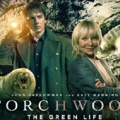 Okładka książki Torchwood: The Green Life David Llewellyn