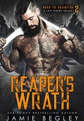 Okładka książki Reapers Wrath Road to Salvation Book 2 Jamie Begley