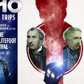 Okładka książki Doctor Who - Short Trips: The Jago & Litefoot Revival Act 1 Jonathan Barnes