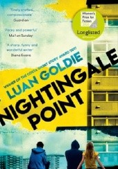 Okładka książki Nightingale Point Luan Goldie