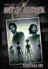 Okładka książki The X-Files: Complete Season 11 Joe Harris, Matthew Dow Smith