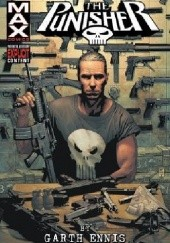 Okładka książki Punisher Max by Garth Ennis Omnibus Vol.1 Doug Braithwaite, Garth Ennis, Leandro Fernandez, Lewis Larosa, Darick Robertson
