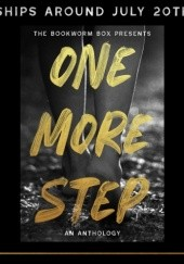 Okładka książki One More Step Amy Daws, B.B. Easton, LK FARLOW, K.L. Grayson, Colleen Hoover, Devney Perry, Aleatha Romig, Emma Scott, S.M. Soto, Tijan