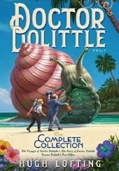 Okładka książki Doctor Dolittle The Complete Collection, Vol. 1 Hugh Lofting