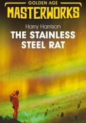 Okładka książki The Stainless Steel Rat Harry Harrison