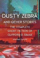 Okładka książki Dusty Zebra and Other Stories Clifford D. Simak