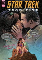 Okładka książki Star Trek: Year Five: Valentine's Day Special Paul Cornell