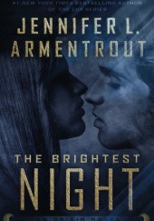 Okładka książki The Brightest Night Jennifer L. Armentrout