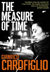 Okładka książki The Measure of Time Gianrico Carofiglio
