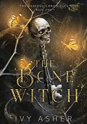 Okładka książki The Bone Witch Ivy Asher