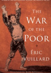 Okładka książki The War of the Poor Eric Vuillard