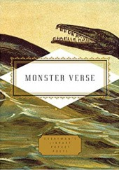 Okładka książki Monster Verse: Poems Human and Inhuman (Everymans Library Pocket Poets Series) Tony Barnstone, Michelle Mitchell-Foust