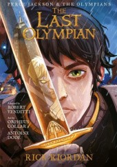 Okładka książki Percy Jackson and the Last Olympian Rick Riordan, Robert Venditti