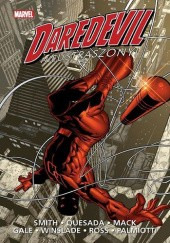 Okładka książki Daredevil - Nieustraszony! Tom 0 John Cassaday, Gene Colan, Amanda Conner, Steve Dillon, Bob Gale, Kevin Hall, Rob Haynes, J.G. Jones, Jae Lee, Stan Lee, David Mack, Kevin Nowlan, Jimmy Palmiotti, Joe Quesada, John Romita Sr., David Ross, Kevin Smith, Phil Winslade