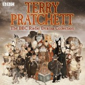 Okładka książki Terry Pratchett: The BBC Radio Drama Collection Terry Pratchett