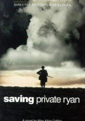 Okładka książki Saving Private Ryan Max Allan Collins