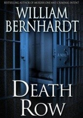 Okładka książki Death Row William Bernhardt