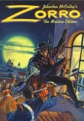 Okładka książki Zorro: The Masters Edition, 1932-1944 Johnston McCulley