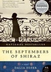 Okładka książki The Septembers of Shiraz Dalia Sofer