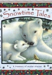 Okładka książki Snowtime Tales: A Collection of Winter Stories Josephine Martin