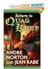 Okładka książki Return to Quag Keep Andre Norton